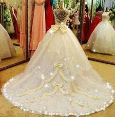 This is the most beautiful thing I have ever seen. The front is the reflection in the right mirror......