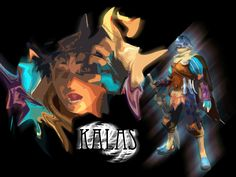 Baten Kaitos Kalas by Lozha from DeviantART
