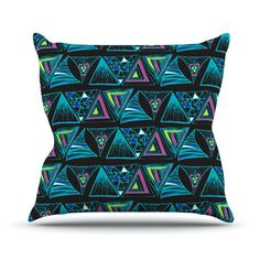 Its Complicated Throw Pillow