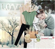 """""""LOVE WINTER 3"""" by advent68 ❤ liked on Polyvore"""