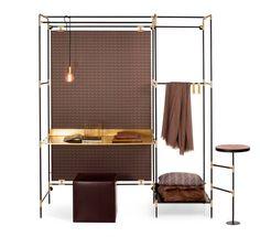 Cabina armadio Prêt-à-porter | wardrobe | valet stand | wardrobe storage | dressing table