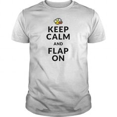 Flappy Bird T Shirts   Keep Calm and Flap On