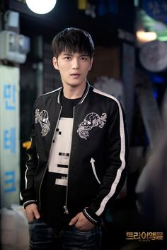 Triangle | Kim Jaejoong as YoungDal