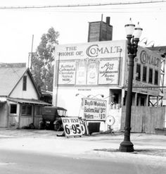 Prohibition bust of Comalt Co., Glendale, 1928 :: San Fernando Valley History