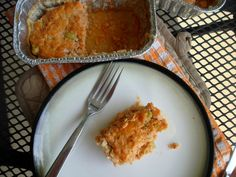 Buffalo Chicken Mini Meatloaf - I made it regular sized and it turned out perfectly