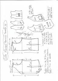 Embroidery jacket diy free pattern ideas for 2019 Coat Patterns, Dress Sewing Patterns, Sewing Patterns Free, Clothing Patterns, Sewing Tutorials, Free Pattern, Pattern Ideas, Bodice Pattern, Jacket Pattern