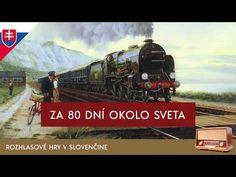 Jules Verne - Za osemdesiat dní okolo sveta (rozhlasová hra / slovensky / 1960) - YouTube Jules Verne, Drama, Film, Youtube, Movie, Film Stock, Dramas, Cinema, Drama Theater