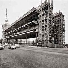 Avenida Paulista MASP 1959