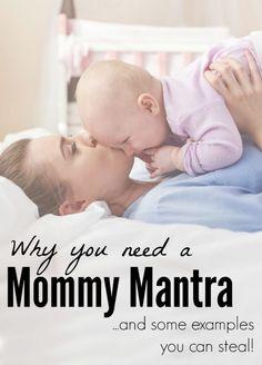 Mom life can be toug