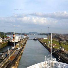 20.01.2015 Passage Panamakanal