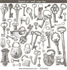 keys, I'm definitely using this as inspiration for a new tattoo
