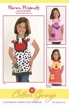 Cotton Ginny's Craft and Wearable Patterns