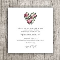 inbjudan 50 års kalas Inbjudningskort #inbjudan rosor | TEA TIME home~forest~fairies  inbjudan 50 års kalas