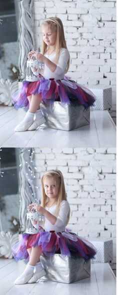 Multicolored tutu skirt for kids, toddlers and newborns.  Tulle skirts are suitable for holidays, Birthdays and photo shoots.  You can choose the personalization option and I will embroider the name on the ribbon bow.  All materials are hypoallergenic. Skirts are soft and airy.  Your daughter will feel like a real Princess on any holiday.   #Babytutuskirt #Toddlertulleskirt #1stbirthdayoutfit #tutusforbabies #Flowertutuskirt Tutus For Girls, Girls Wear, Baby Tutu, Baby Dress, How To Make Tutu, Ballerina Tutu, Real Princess, Skirts For Kids, Tulle Skirts