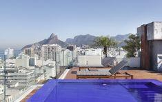Oásis urbano. Veja: http://www.casadevalentina.com.br/projetos/detalhes/oasis-urbano-658 #decor #decoracao #interior #design #casa #home #house #idea #ideia #detalhes #details #style #estilo #casadevalentina #balcony #varanda #nature #natureza