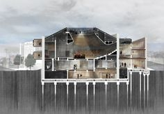 "David Cook, Unitec Department of Architecture - ""Reclaiming the Lost City""."