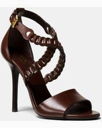 Michael Kors sandals with heels