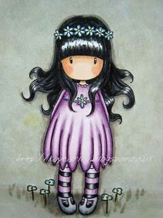 Gorjuss doll