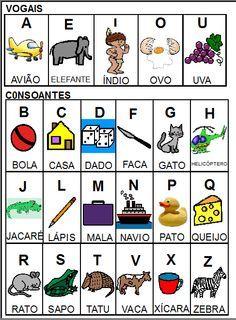 Brincando e Aprendendo com o Alfabeto Ilustrado - Atividades para Educação Infantil