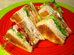 Top Secret Recipes | Denny's Club Sandwich Recipe