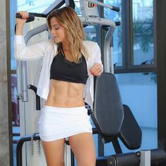 Look Fitness Carmen Steffens
