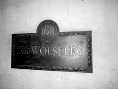 One of my favorite British restaurants The Wolseley, London. Photo Olivier Zahm
