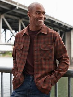 Pendleton fitted board shirt