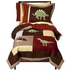 Sweet Jojo Designs Dinosaur Land 5 Pc. Toddler Bedding Set