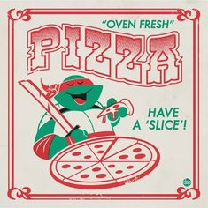 614277b15 Teenage Mutant Ninja Turtles Art Exhibit In Philadelphia Pizza Box Design, Ninja  Turtles Art,