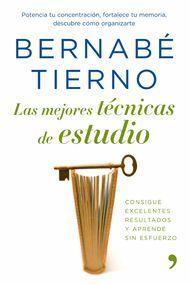 """""""Las mejores técnicas de estudio"""" de Bernabé Tierno. Puedes comprar este libro en http://www.nubico.es/tienda/autoayuda-y-superacion/las-mejores-tecnicas-de-estudio-bernabe-tierno-9788499982144 o disfrutarlo en la tarifa plana de #ebooks en #Nubico Premium: http://www.nubico.es/premium/autoayuda-y-superacion/las-mejores-tecnicas-de-estudio-bernabe-tierno-9788499982144"""