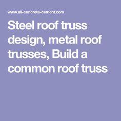 19 Best Roof Truss Design Images On Pinterest Arquitetura Miho