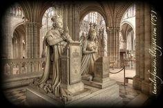 COMPTE_BLOGOF placecozy : Um cantinho aconchegante para você, Maria Antonieta - um ícone da moda Basílica Saint- Dennis onde estão enterrados todos os reis e rainhas da Europa, incluindo Maria Antonieta e Luís XVI