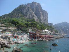 Capri, Italy. Definitely wishlist.  Known for their beautiful display of lemons, lemon trees, lemon drinks and desserts.