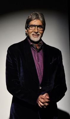 One of my most Favourite Shots of Indian Bollywood Actor Amitabh Bachchan