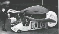 Mignet HM.14 Flying Flea, 1933