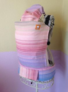 Heartstring Handwoven Cape Cod (Customized by PETIT PICCADILLY) Tula Baby Carrier