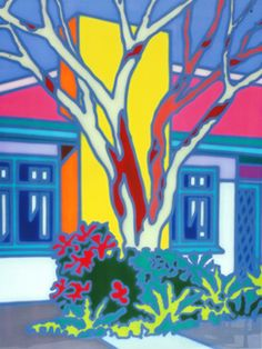 Suburban house-Howard Arkley