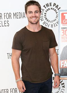 Celebrity Hot Bodies: Best of 2013: Stephen Amell I am a sucker for Super Heroes!