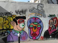 FLEX, SARCE, et AULP ....Butte aux Cailles Paris