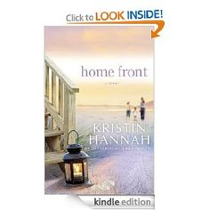 Kristin Hannah - everyone should read this- gives insight into military service we all should appreciate- powerful