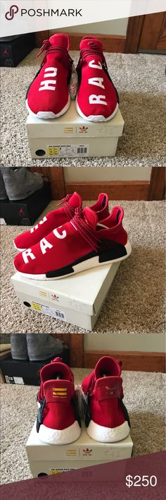 Adidas PW Human Race New Sz 12 PW Human Race shoes adidas Shoes Sneakers