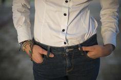 #io #fay #jeans #blue