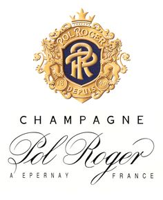 pol roger logo 227x150 Pol Roger champagne served at the royal wedding