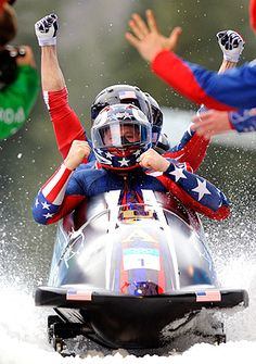 bobsledding - an adrenaline rush in unison Overcoming Depression, Extreme Sports, Stunts, Adventure Awaits, Bucket, Mountains, People, Fun, Life