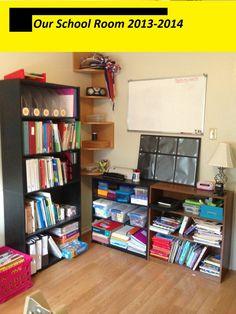 Homeschool (and afterschool) classroom inspiration from The Vegan Bee