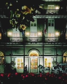 Omni Royal Orleans, French Quarter, New Orleans