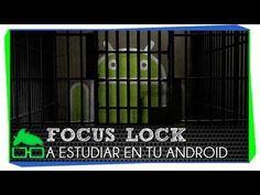Focus Lock, una Aplicación para Estudiar