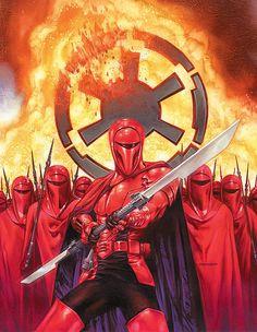Crimson Empire #1 Dave Dorman's Star Wars Legacy   Roqoo Depot