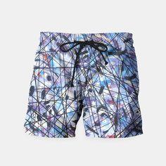 "Toni F.H Brand ""Alchemy Colors#C16""  #short #swimshort #swimshorts #shorts…"