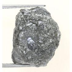 BIG 8.64 CTS RAW UNCUT NATURAL GRAYISH  COLOR ROUGH DIAMOND